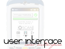 User Interface for Software